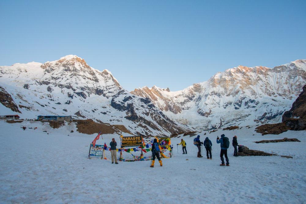 Annapurna Base Camp (ABC) | ANNAPURNA CIRCUIT