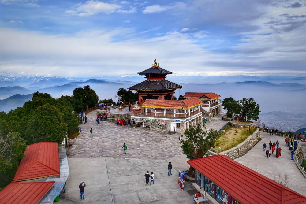 Innovation and Beauty: Chandragiri Hills