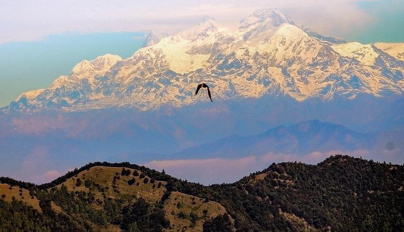 Daman Hill Station of Nepal