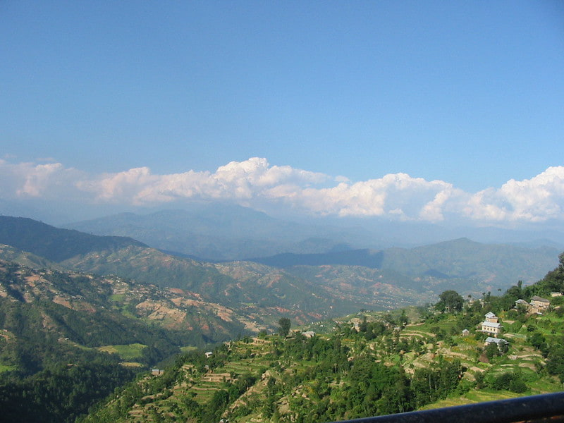 Dhulikhel Hill Station of Nepal