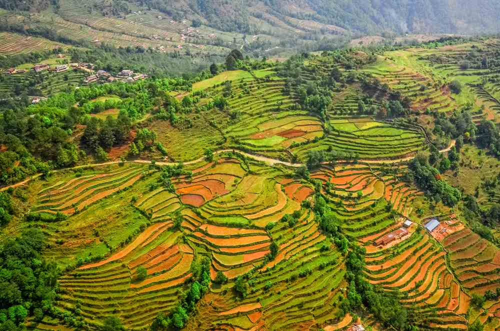 4 Beautifully Varied Geography of Nepal