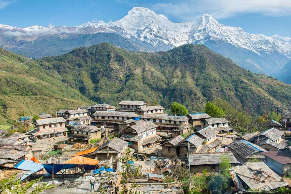 Ghandruk: A Popular Place Inhabited By Gurung