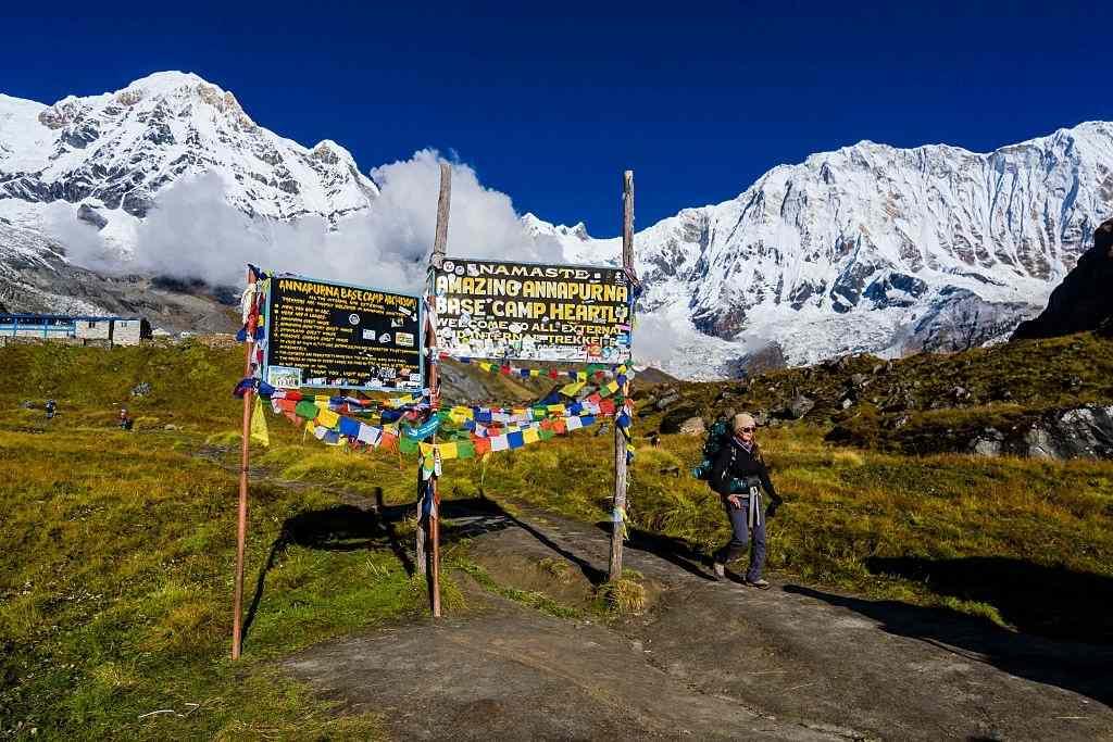 How to reach Annapurna Base Camp in 2021?