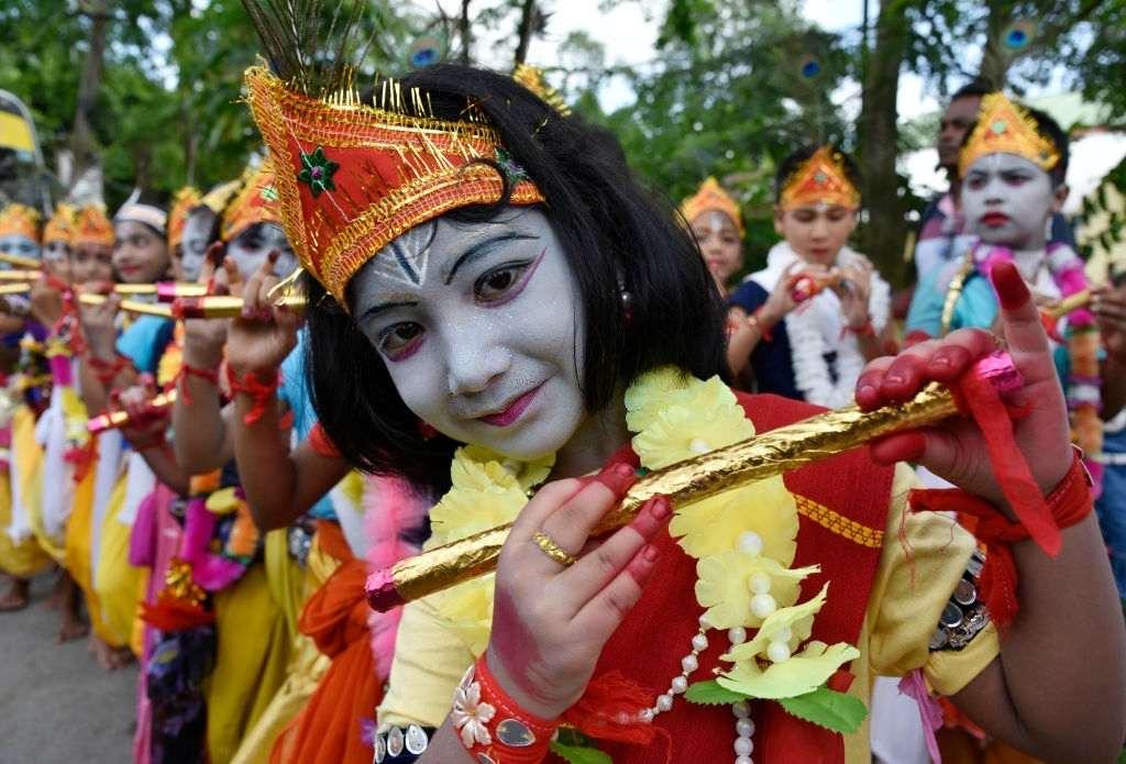 Krishna Janmastami 2021: How is it celebrated?