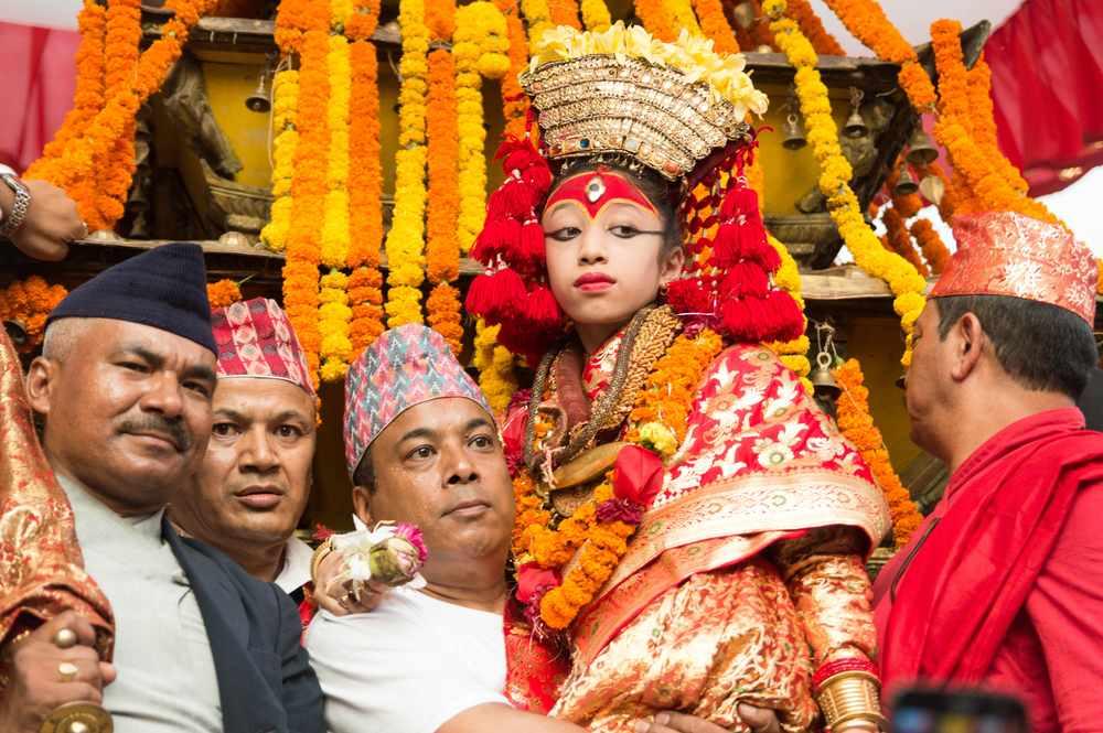 Kumari Nepal: The Living Goddess Worshipped