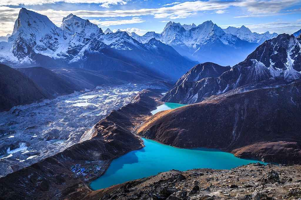 Top 10 famous mountains of Nepal