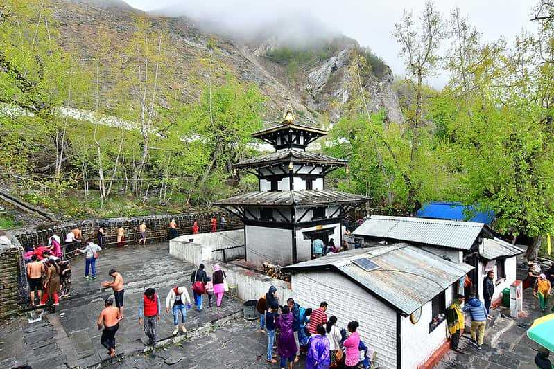 Heaven is a myth, Nepal is real: Muktinath Temple
