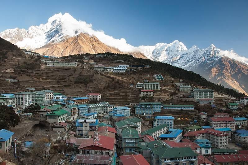 Namche Bazaar Nepal: The Gateway To Mount Everest
