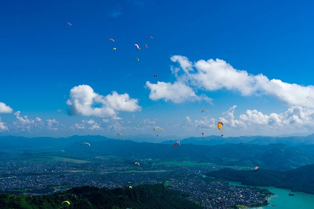 5 Best Paragliding Places in Nepal You Must Visit
