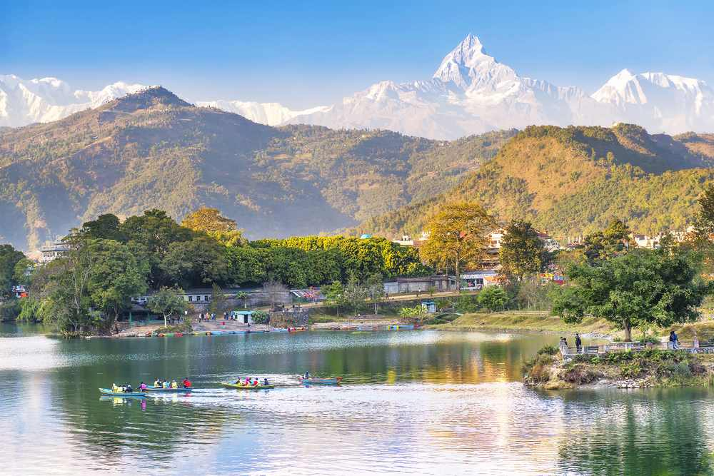 Pokhara: The Most Visited Place of Nepal