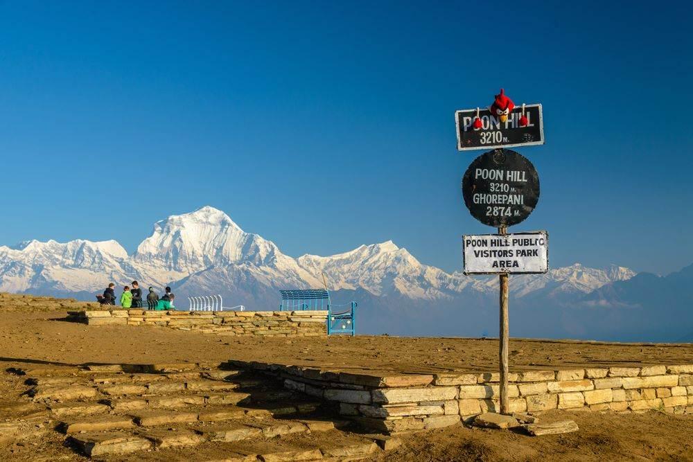 Poon Hill: A Very Popular Trekking Destination of Nepal
