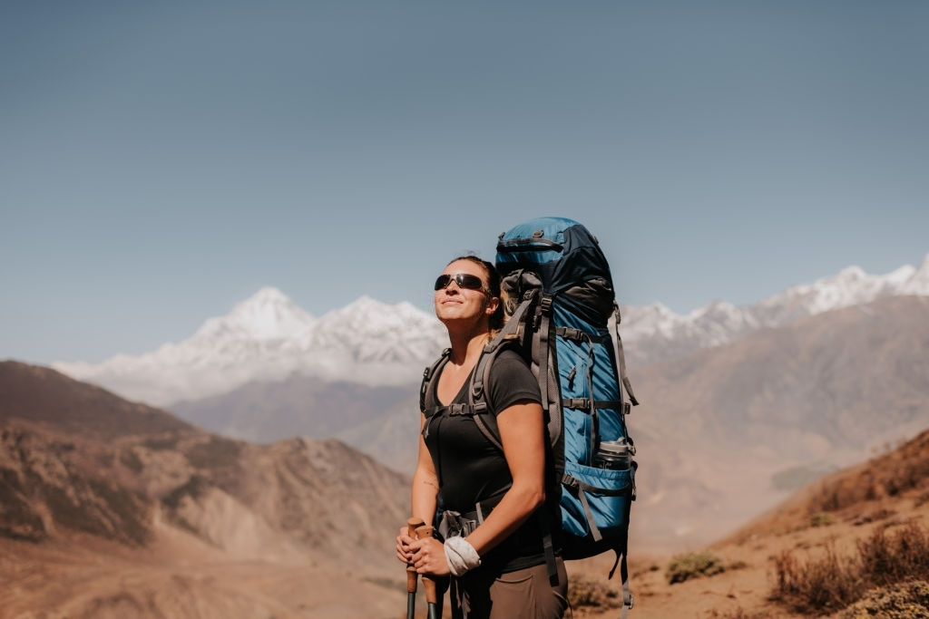 How can you spend your holiday in Nepal?