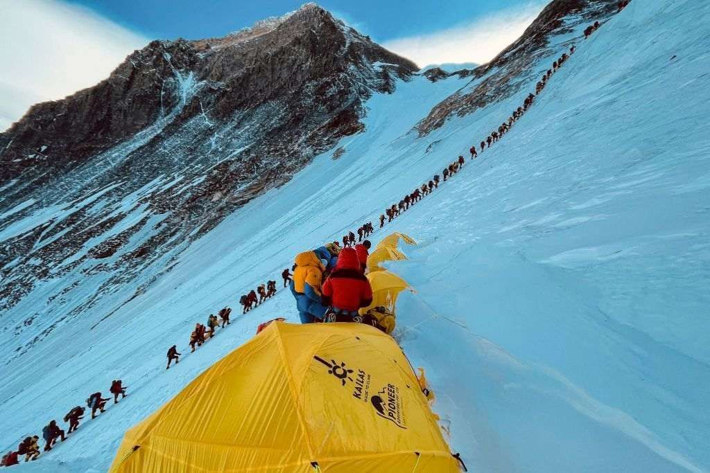 10 Best Things to do on Mount Everest
